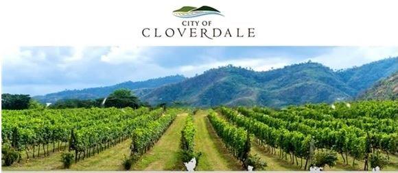 Cloverdale Newsletter Logo