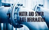 Water and Sewer Rate Information