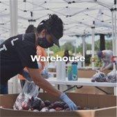 Warehouse Food Bank Volunteer