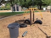 Vintage Meadows Playground Equipment Picture