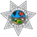 Cloverdale Police Department Logo image