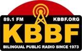 KBBF Radio 89.1FM Logo