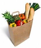 Bagged Groceries