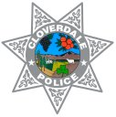 Cloverdale Police Department Logo