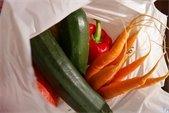 bagged groceries image