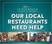 Cloverdale Chamber Outdoor Heater Fundraiser