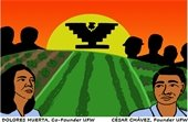 cesar chavez day flyer image