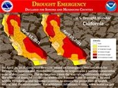 Drought Emergency Graphic