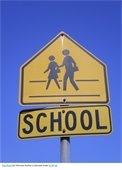 School crossing image