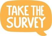 Take the Survey graphic