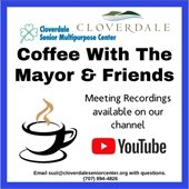 Coffee with the Mayor & Friends