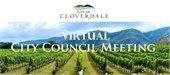 virtual city council meeting image