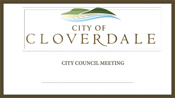 City Council Meeting Image