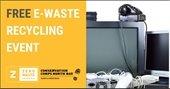 Free E-waste Event Image