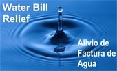 water bill relief image