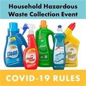 hazardous waste collection event image