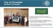 Resilient Cloverdale Launch Photo