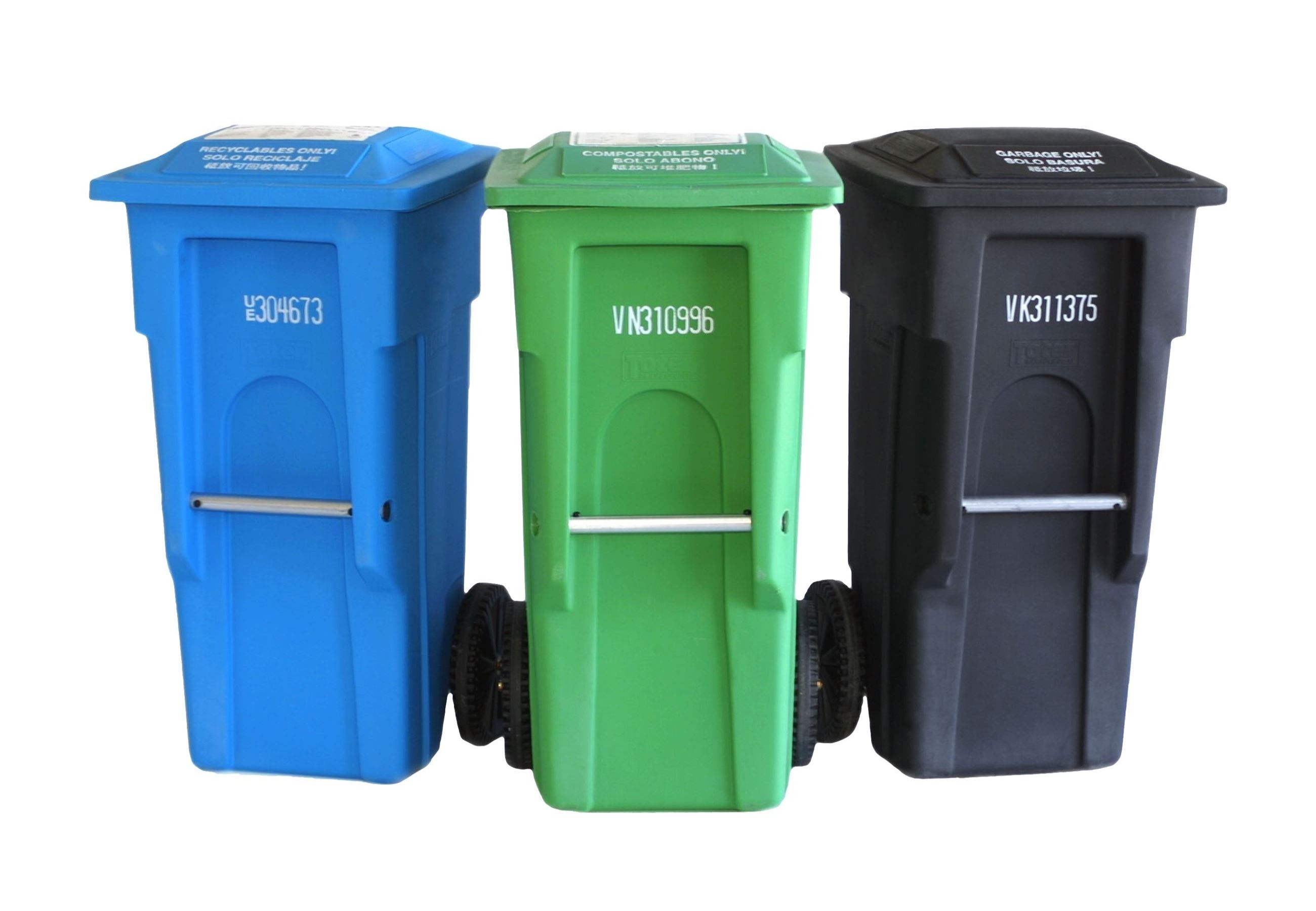 Recycle and Compost