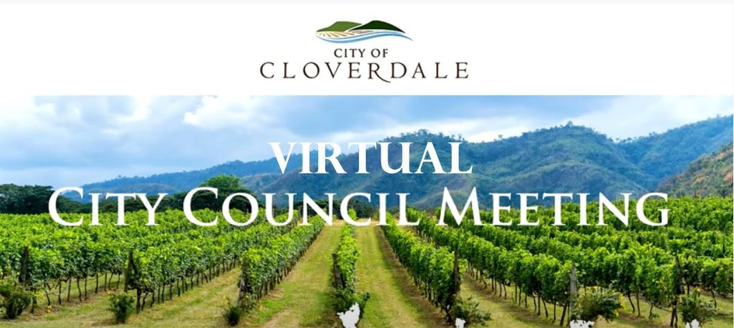 Virtual City Council Meeting