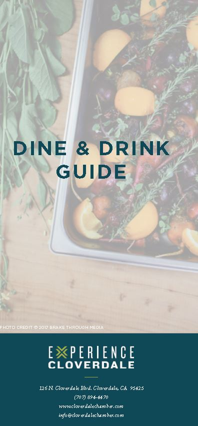 Dine and Drink Guide