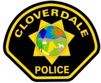 Cloverdale Police Department Patch